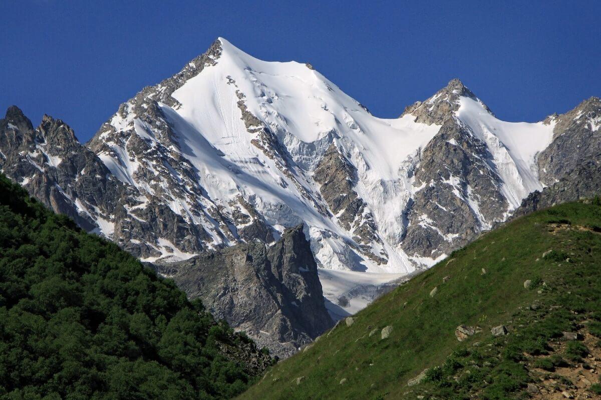 Shota Rustaveli Peak