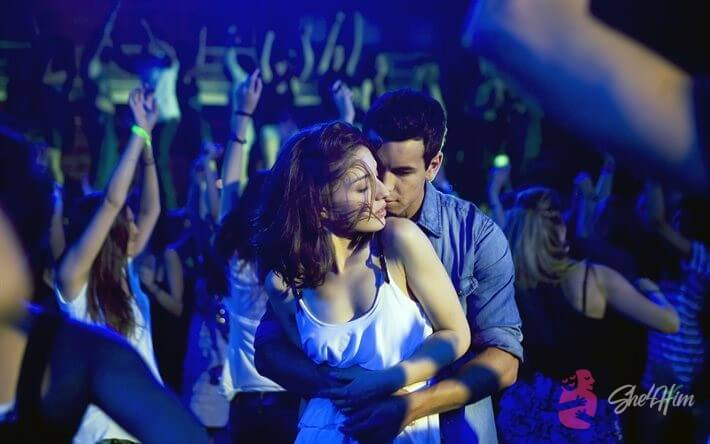 "10 Types of guys in a nightclub with whom you are ""lucky"" to meet"