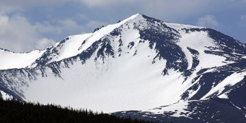 Tallest Mountains In Russia