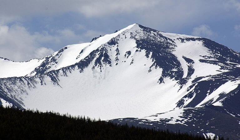 Top 10 tallest mountains in Russia