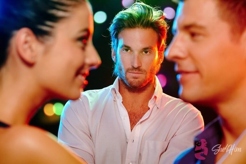 Jealousy is not a weapon to manipulate male attention