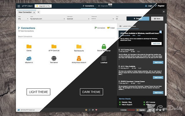 Chrome Sftp Client