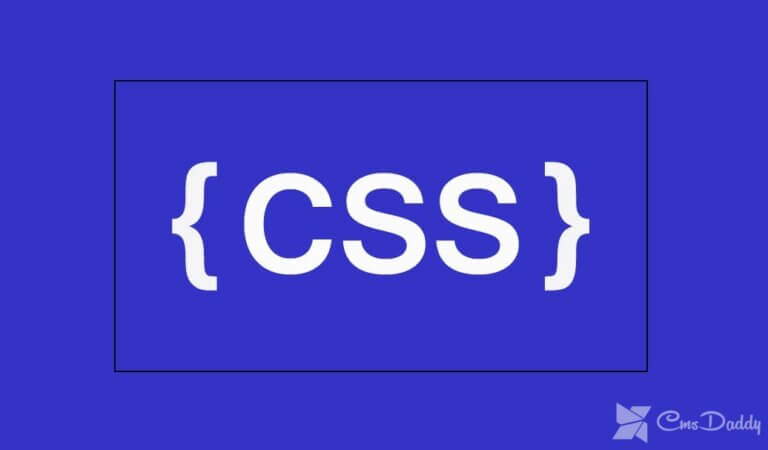 CSS basics and important concepts