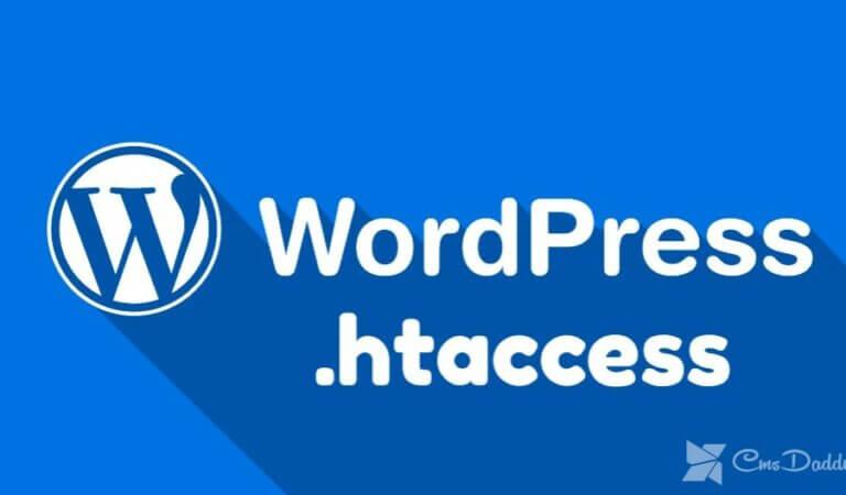 .HTACCESS for WordPress – correct file setup