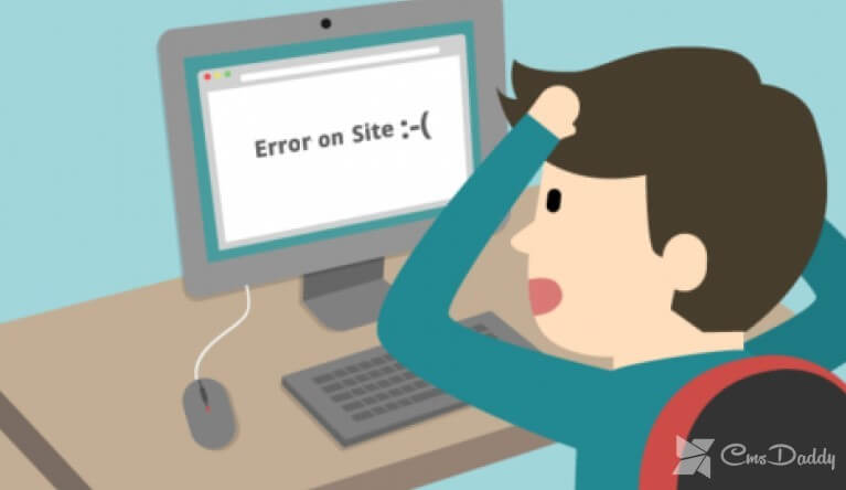 Why website goes down?