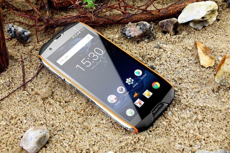 Shockproof Smartphones