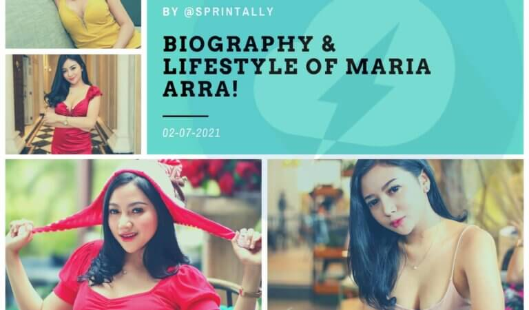Maria Arra: Biography, Wiki and Lifestyle
