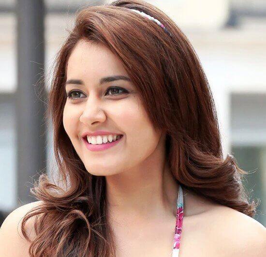 Happy Raashi Khanna