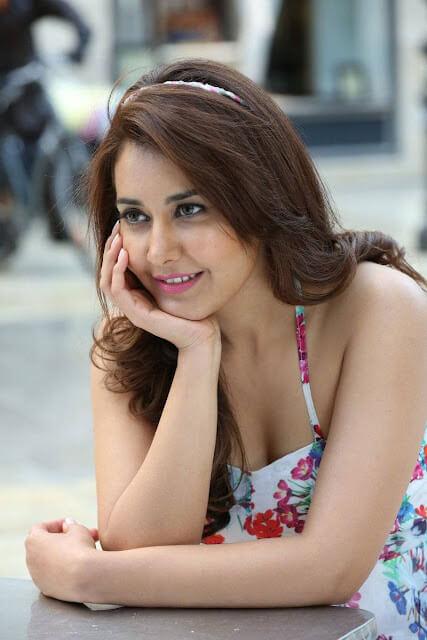 I Love You Raashi Khanna