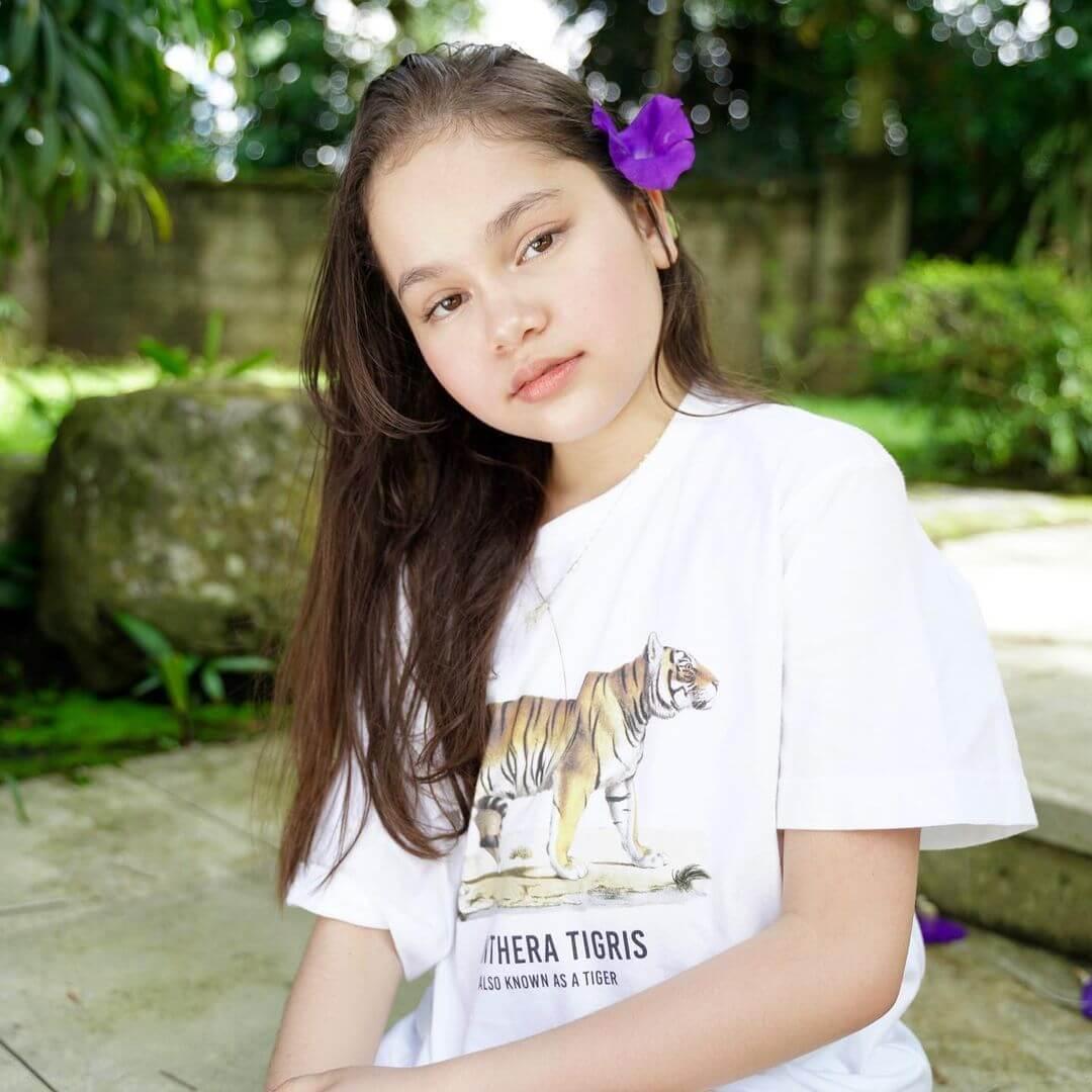 Mona Marbella Al Alawi On T Shirt