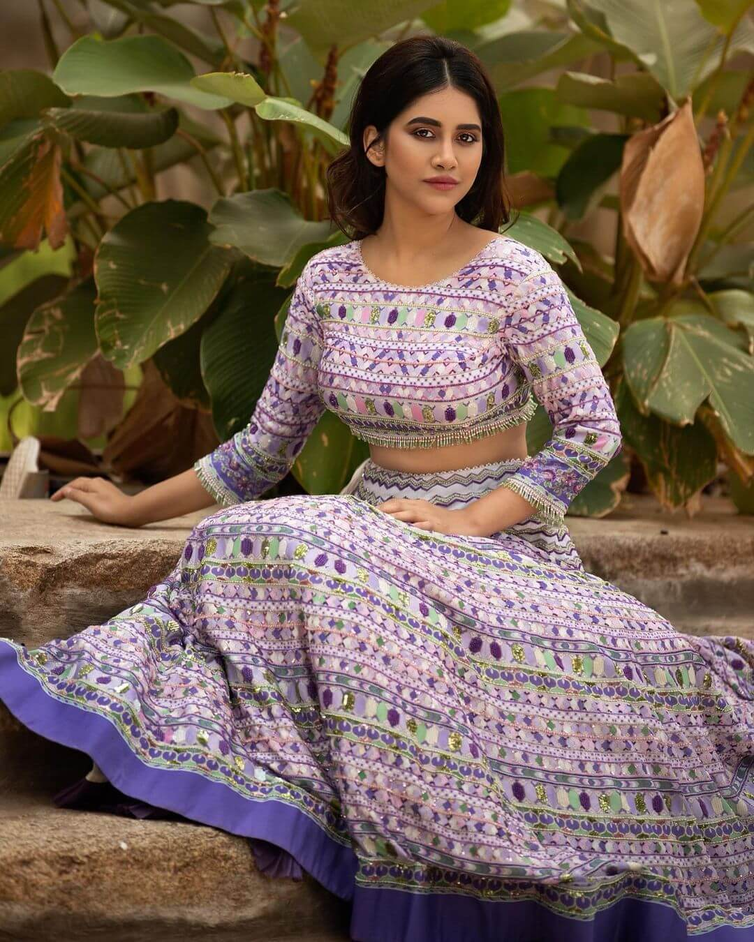 Pretty Nabha Natesh