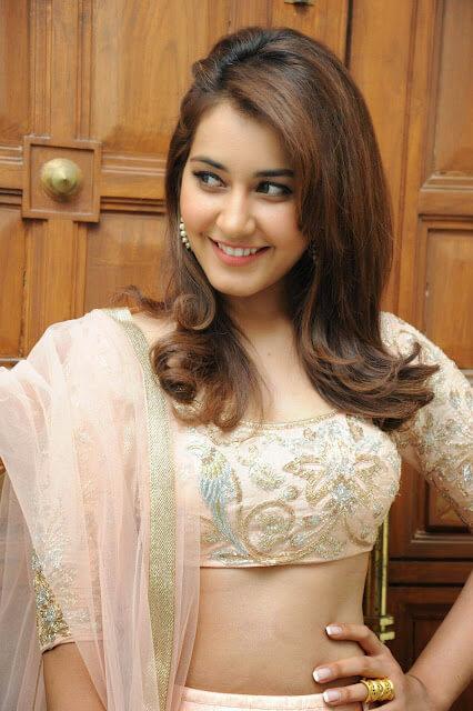 South Indian Actress Raashi Khanna