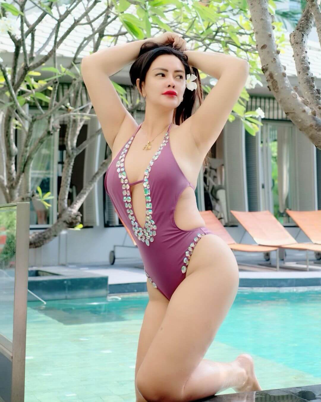 Hottest Model Mami Sisca Mellyana