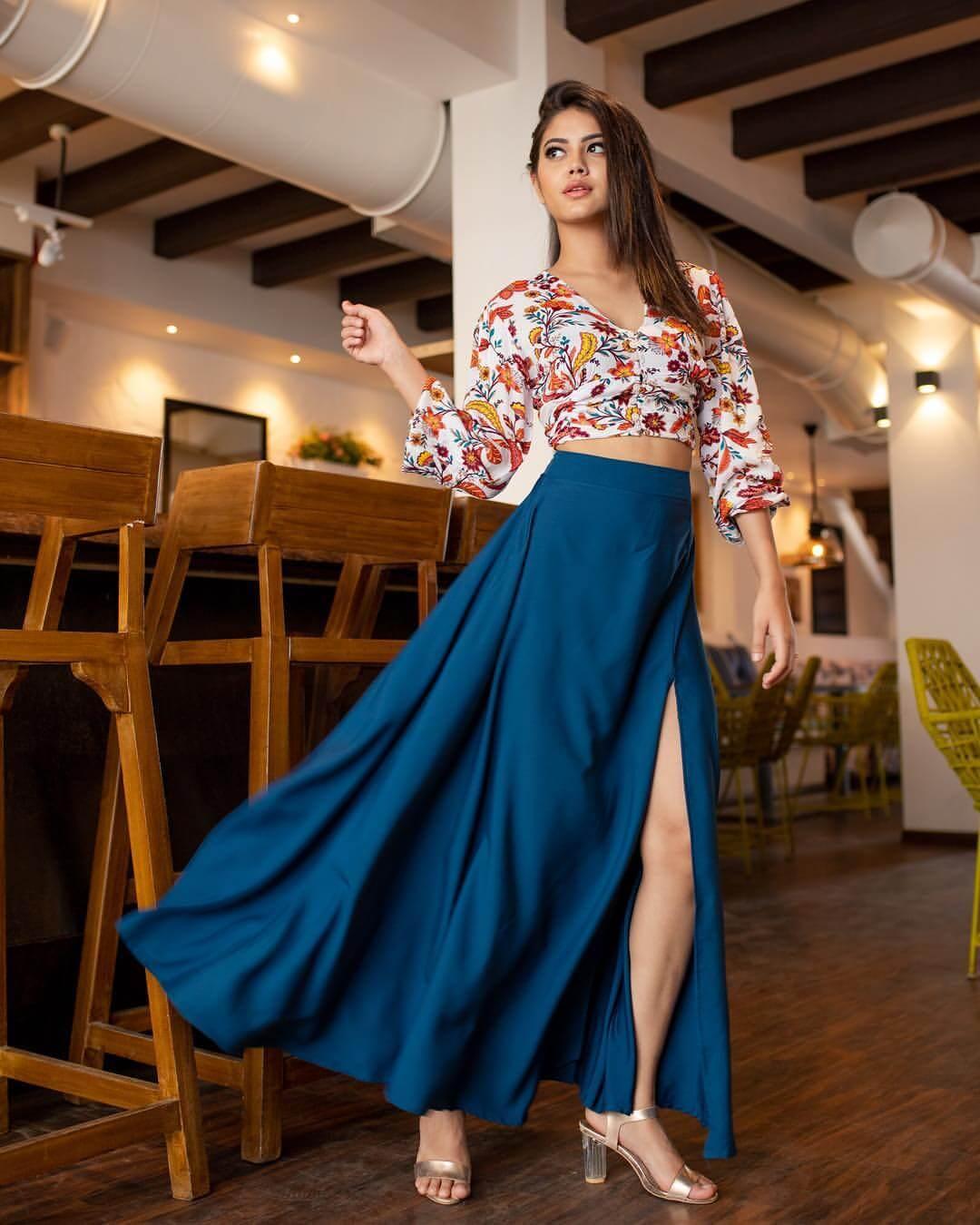 Indian Model Priyal Mahajan