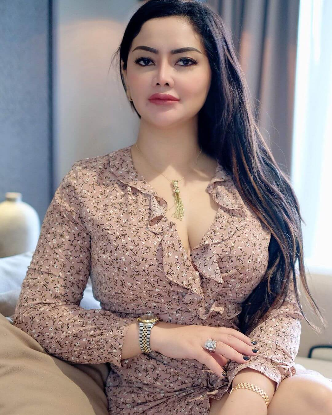 Lovely Girl Mami Sisca Mellyana
