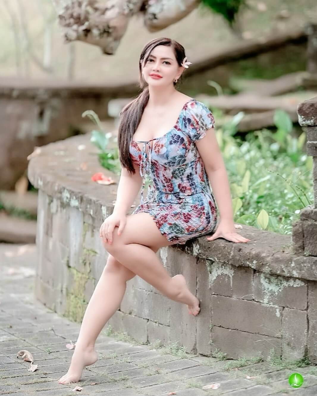 Most Beautiful Model Mami Sisca Mellyana