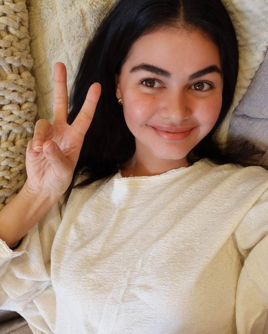 Beautiful Smile Of Janine Gutierrez
