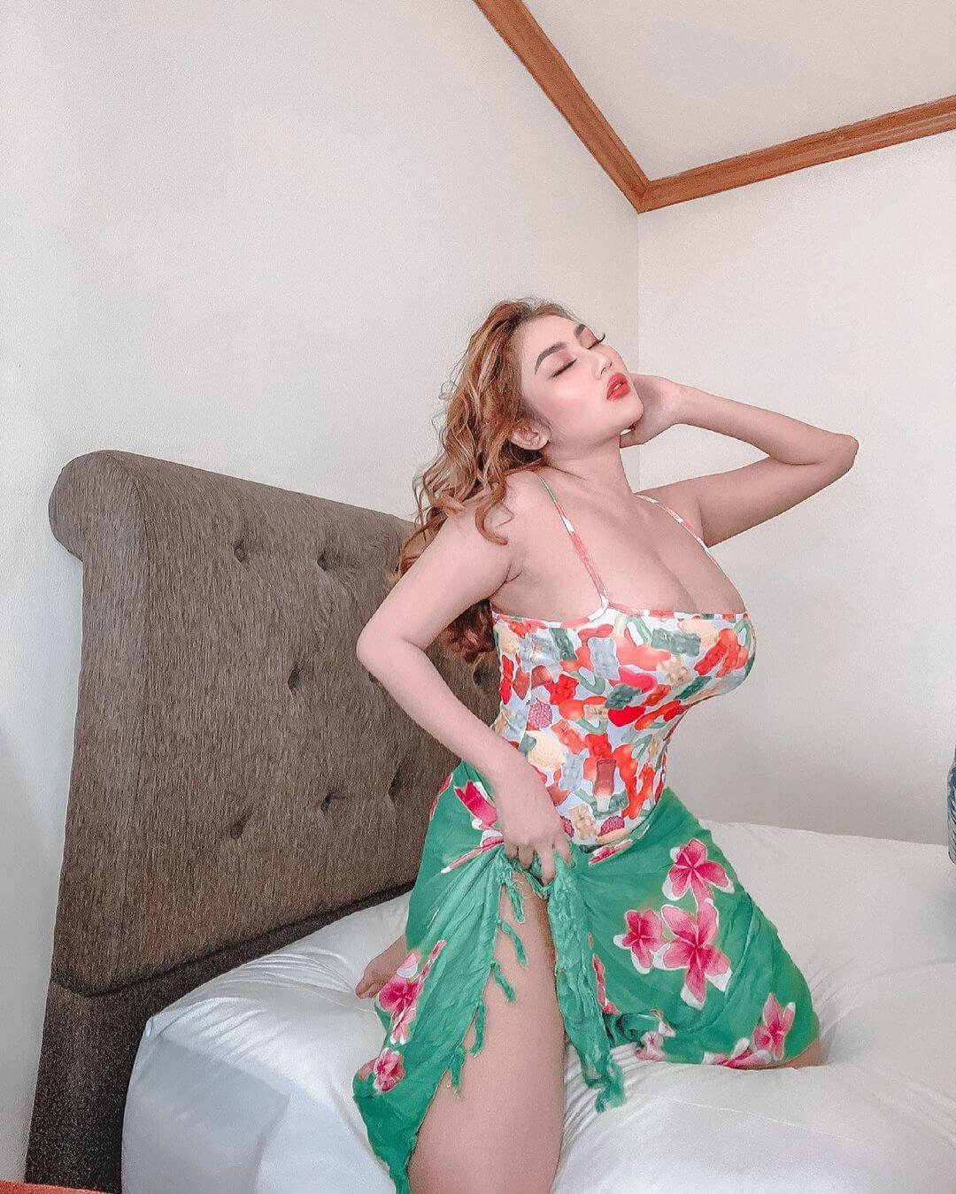 Hottest Girl Pamela Safitri