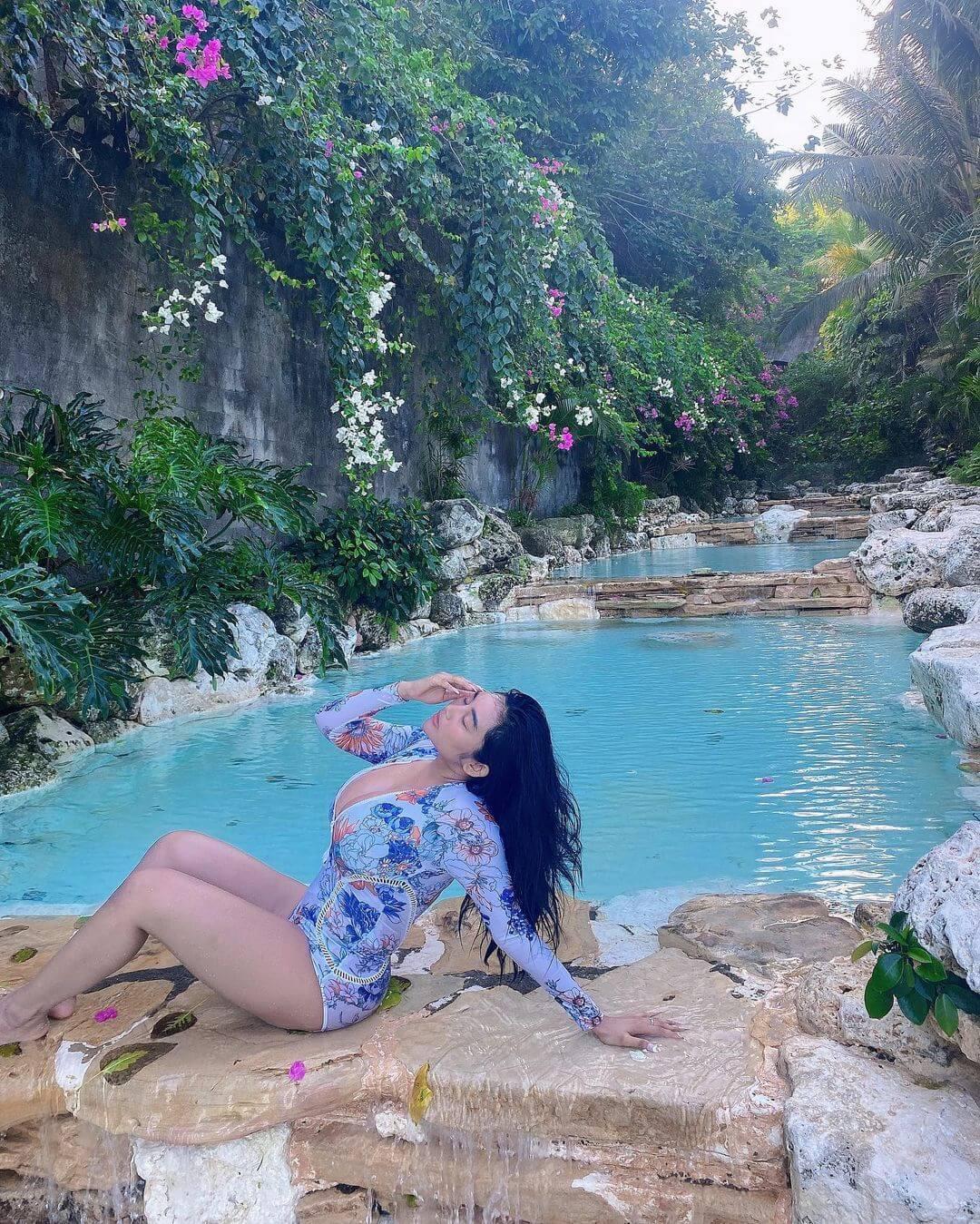 Indonesian Hot Model Pamela Safitri