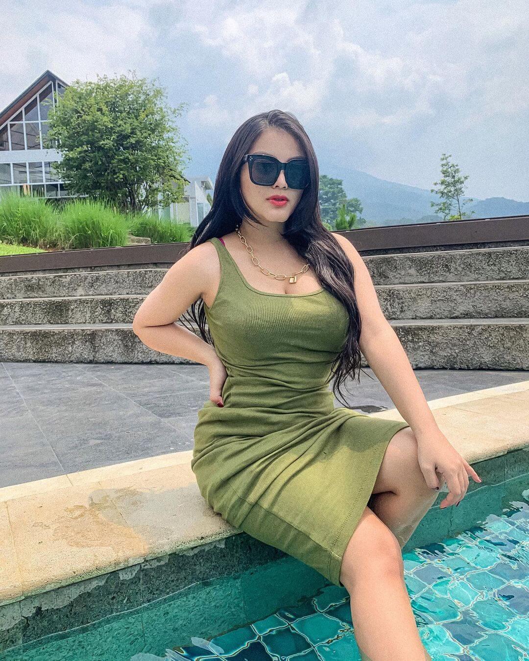 Most Beautiful Singer Gita Youbi