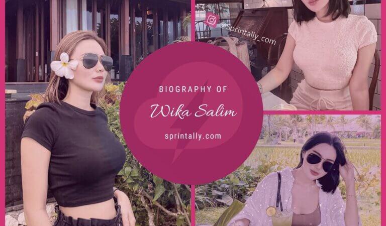 Wika Salim: Biography and Lifestyle