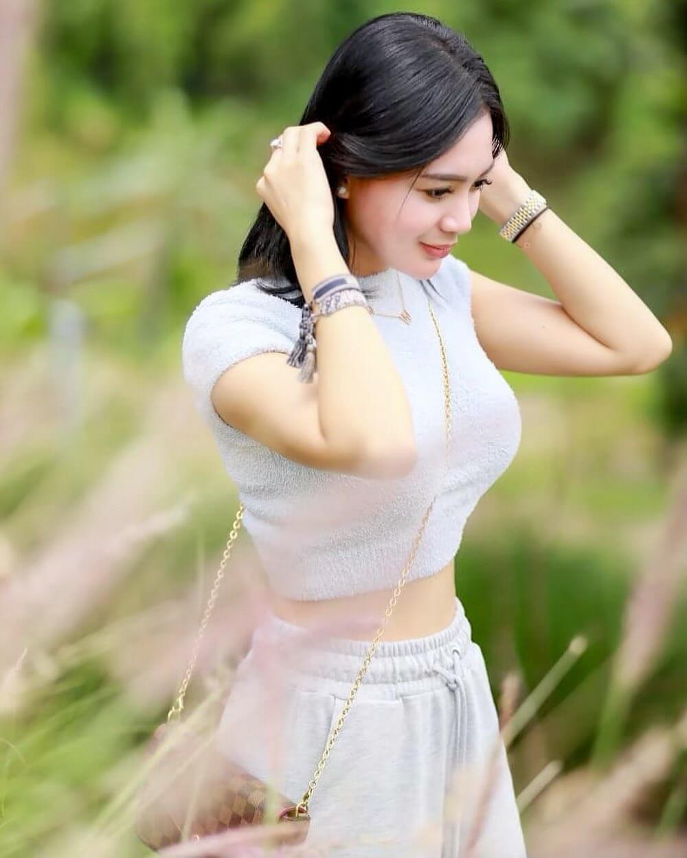 Most Beautiful Actress Wika Salim