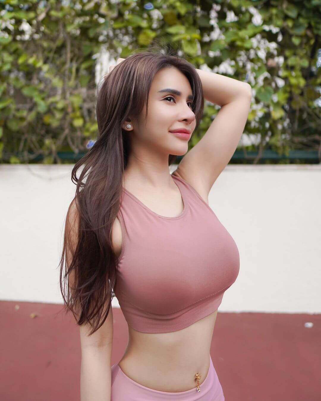 Most Beautiful Indonesian Model Maria Vania